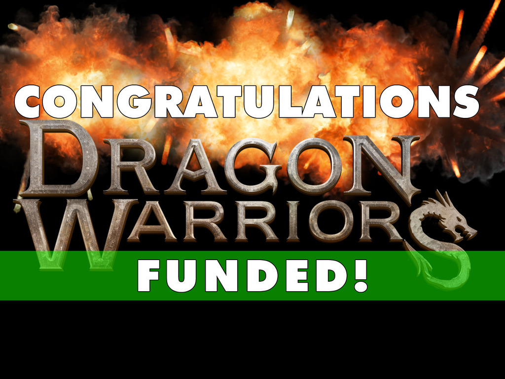DRAGON WARRIORS:   a feature film starring James Marsters's video poster