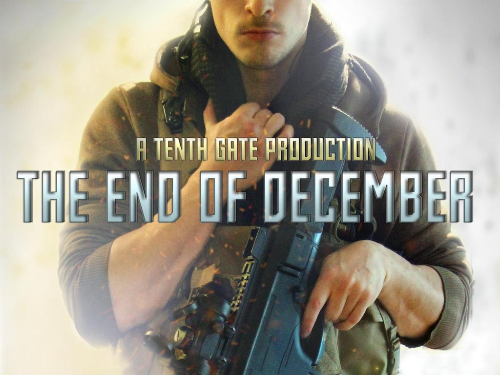 The End of December - Action/Drama Short Film's video poster