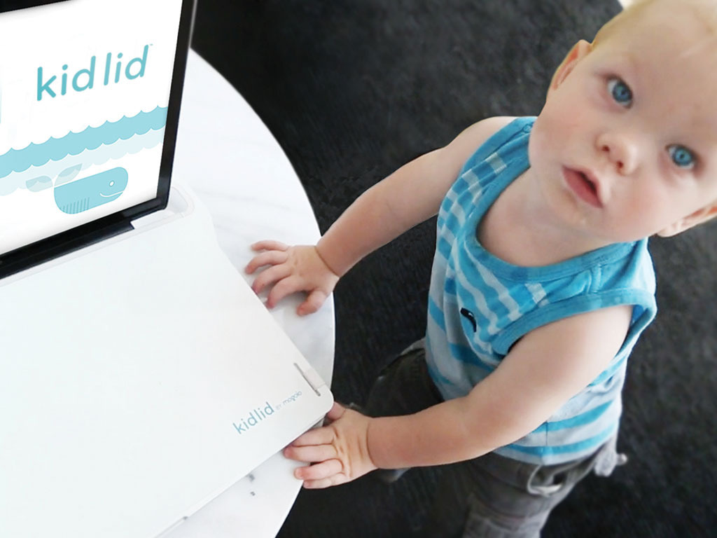 Kid Lid: Protect The Keyboard When Children Use Your Laptop's video poster
