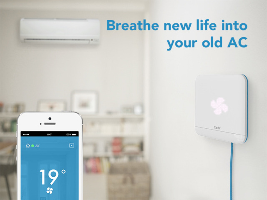 tado° Cooling - Intelligent AC control's video poster