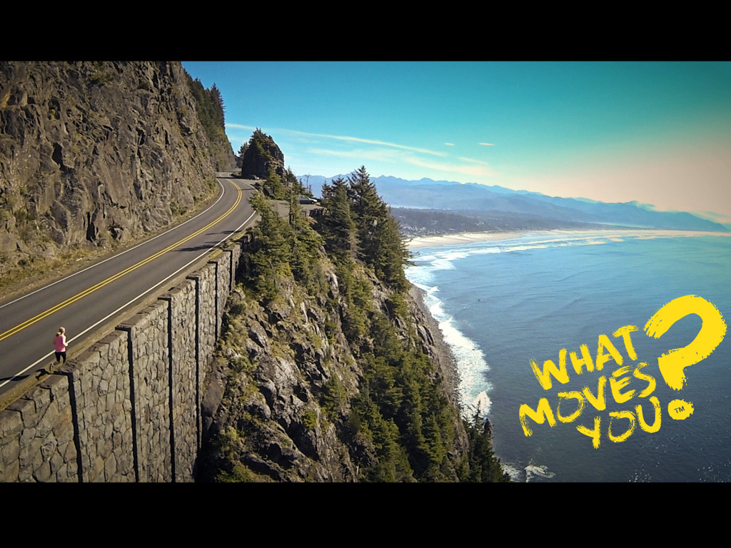 What Moves You?  A film about running by runners's video poster