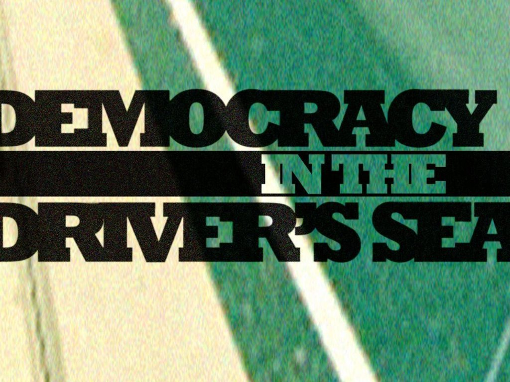 Democracy in the Driver's Seat's video poster