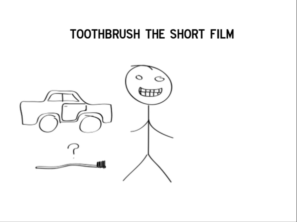 Toothbrush - The Short Film's video poster