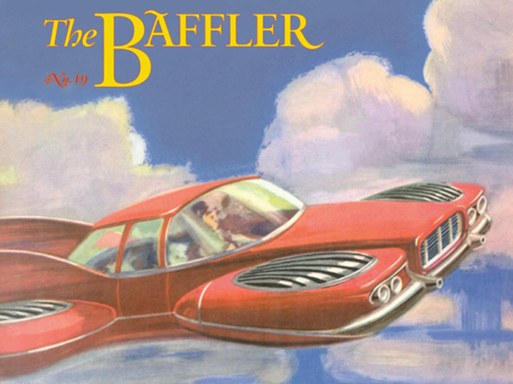 The Baffler magazine's video poster