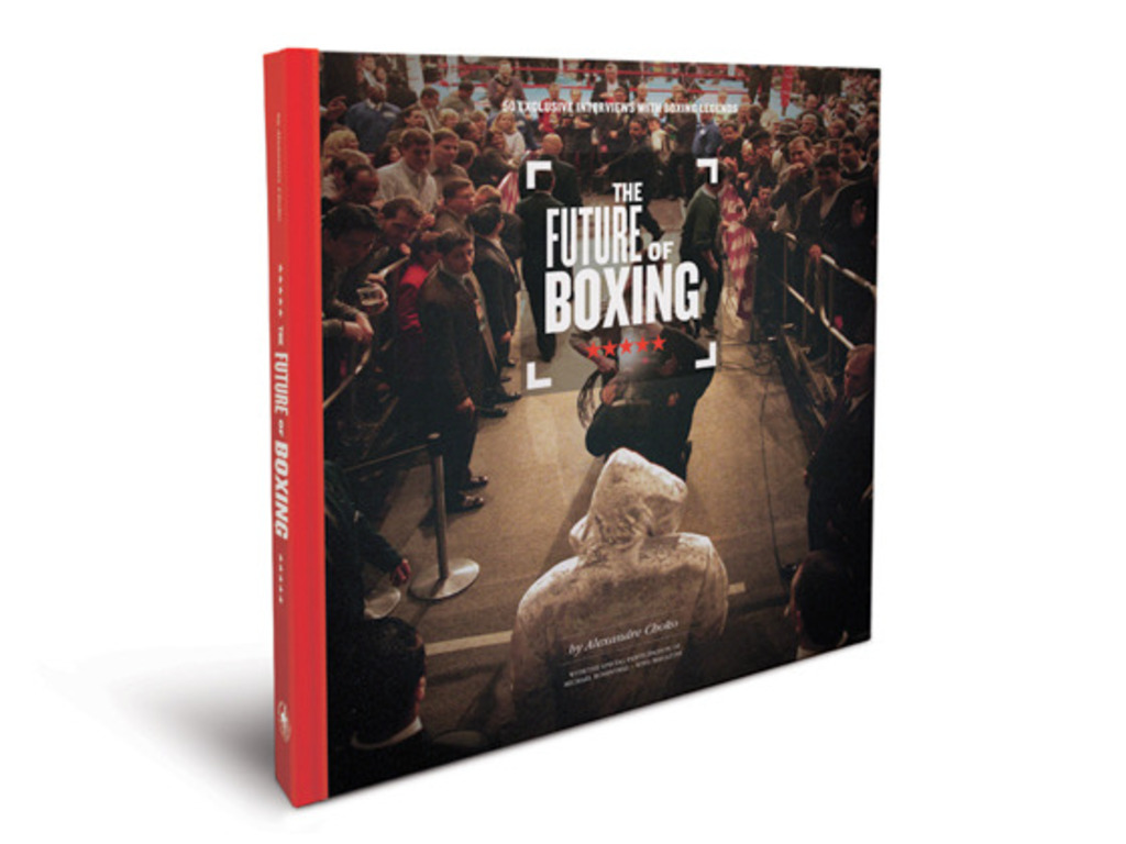 The Future of Boxing – The Book (Canceled)'s video poster