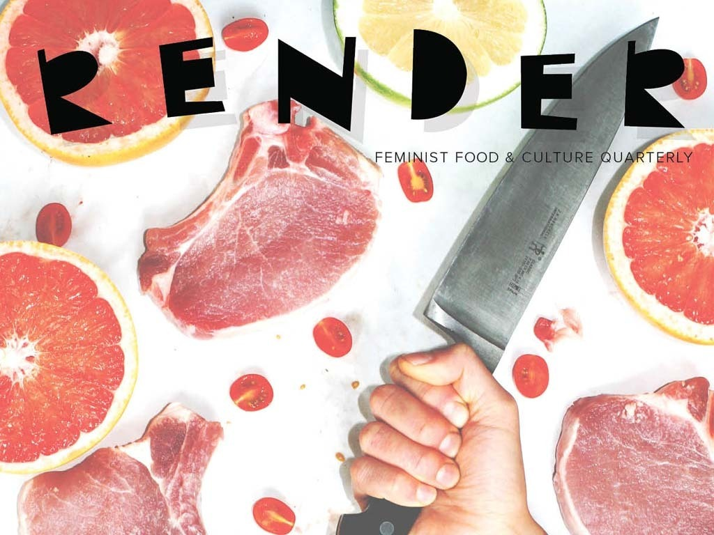 RENDER: Feminist Food & Culture Quarterly's video poster