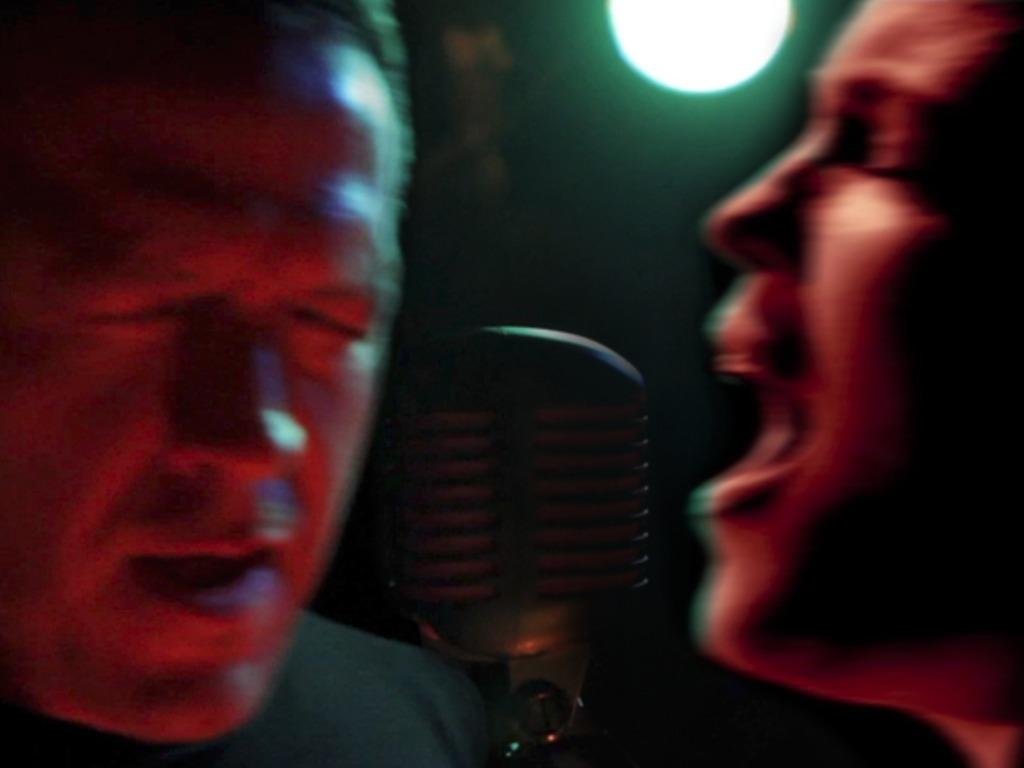 A Happening: Daniel Combs & Kathy Kaefer in Concert's video poster