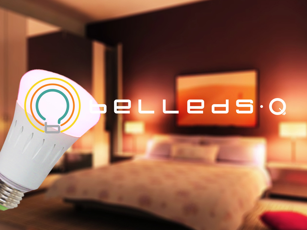 The Q: World's First Smart Home Audio and Lighting Platform's video poster