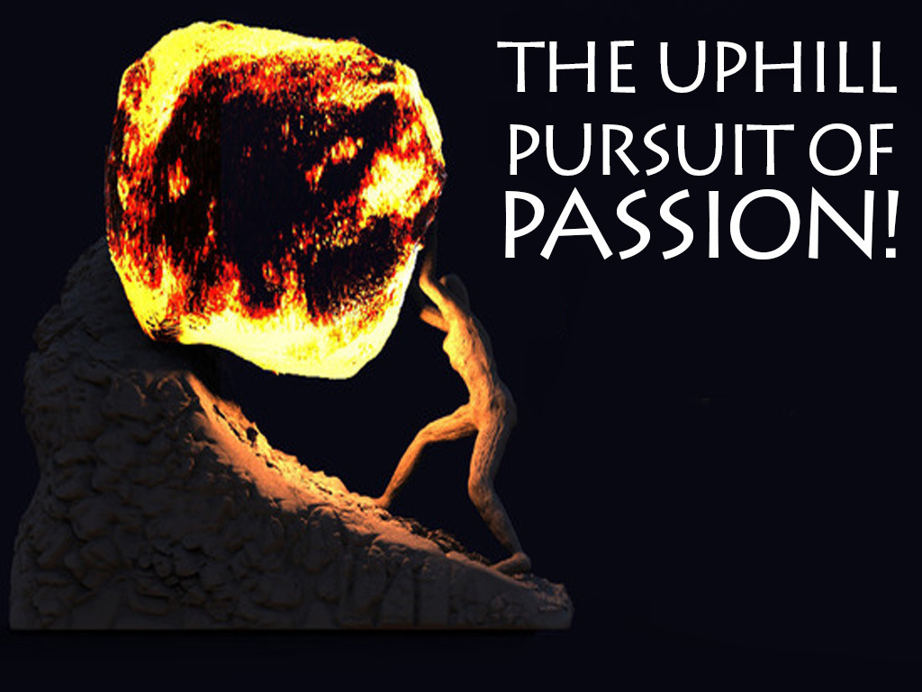 The Uphill Pursuit Of Passion's video poster