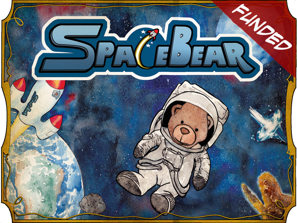 SpaceBear's video poster