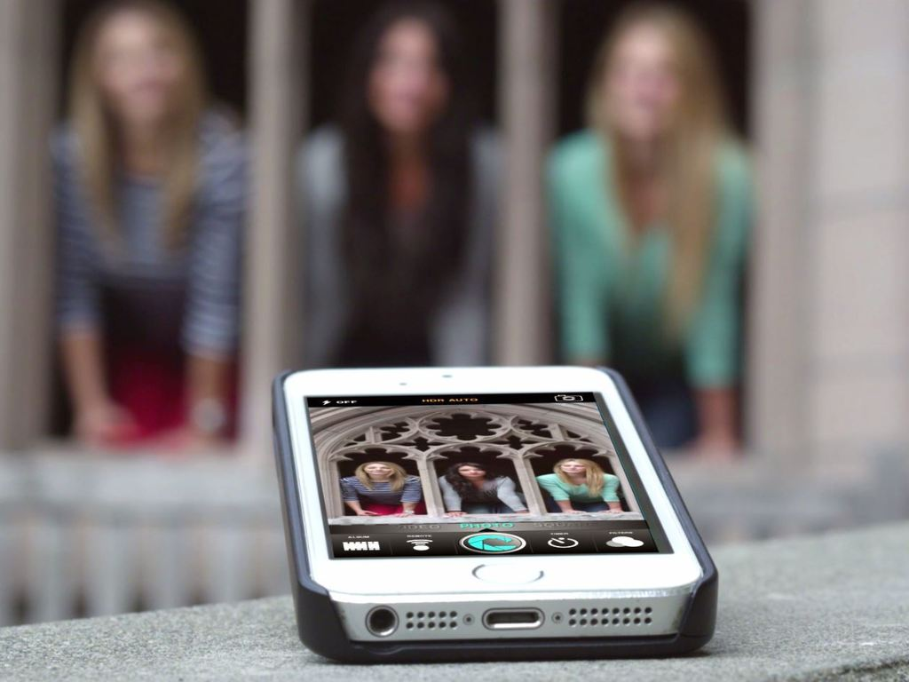 CaseCam: The Ultimate Selfie Device's video poster