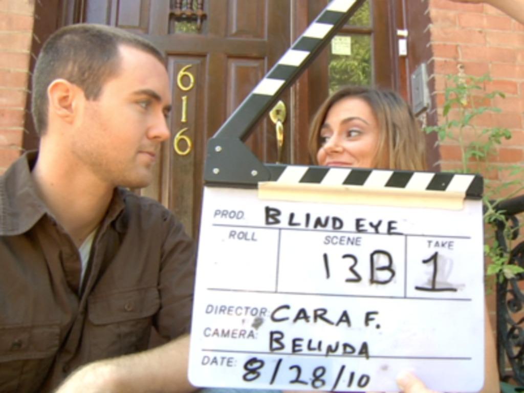 Blind Eye - Short Film's video poster