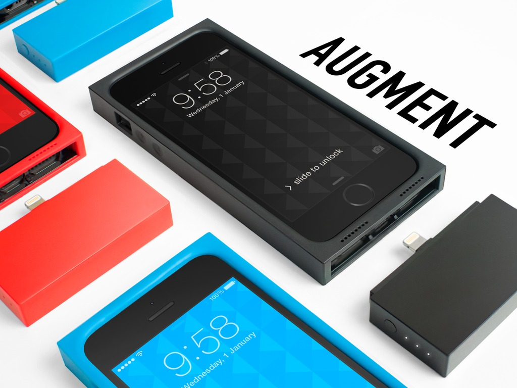 AUGMENT - The Modular Charging Solution For iPhone's video poster