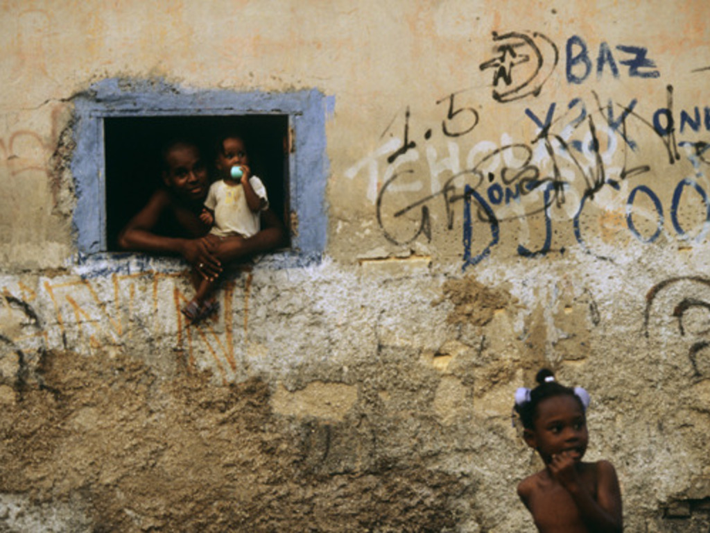The 1st Ghetto Biennale in Port-au-Prince, Haiti's video poster