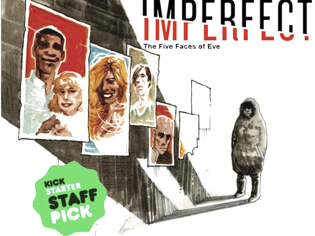 Imperfect - Comic Book Series's video poster