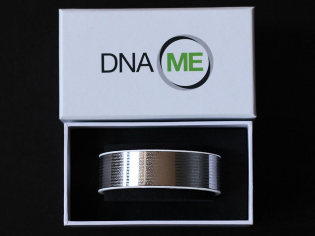 THE DNA BRACELET's video poster