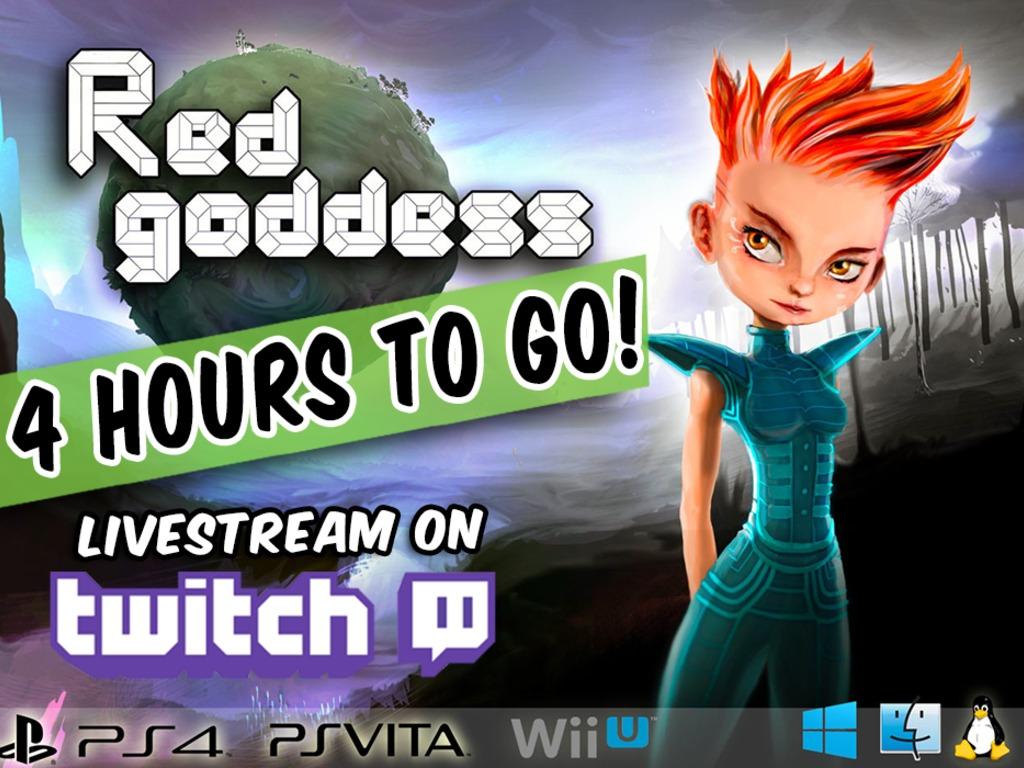 Red Goddess: Inner World's video poster