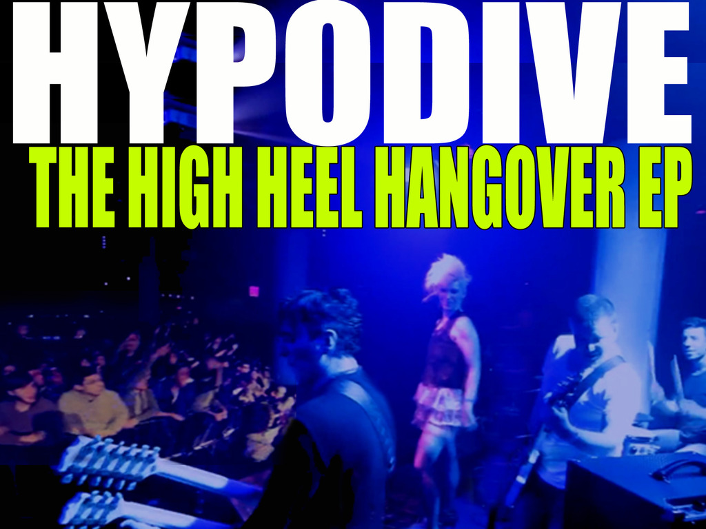 The High Heel Hangover EP's video poster