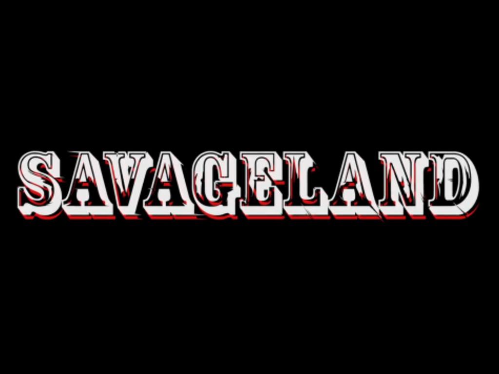 Savageland's video poster
