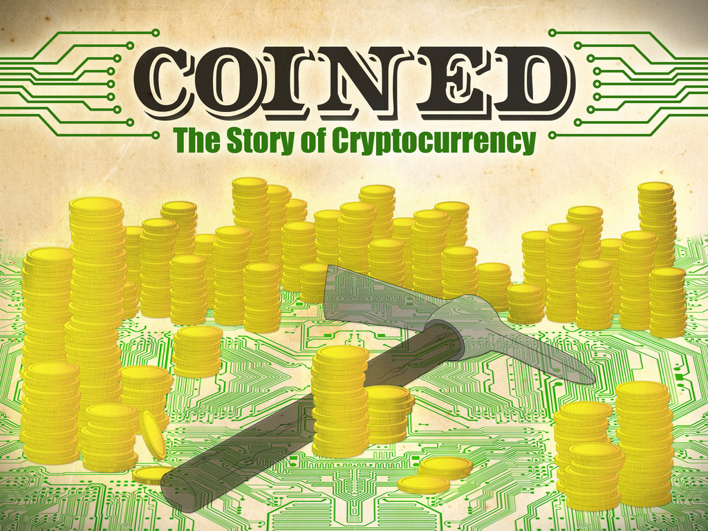 Coined: The Story of Cryptocurrency's video poster