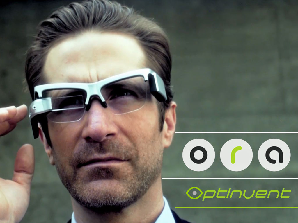 ORA Smart Glass's video poster