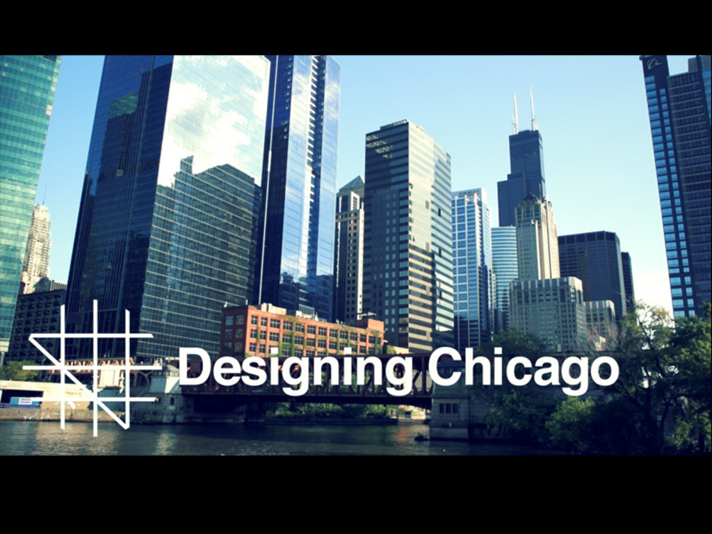 Designing Chicago: New Tools for Public Transit's video poster
