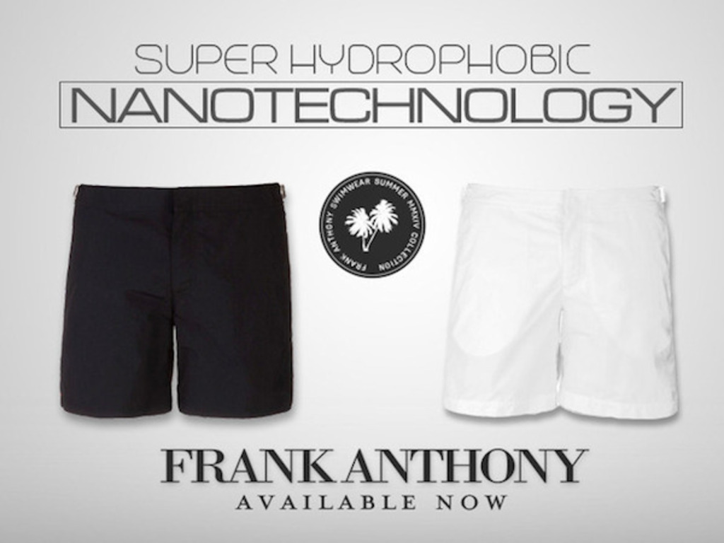 Frank Anthony: Shorts That Don't Get Wet's video poster