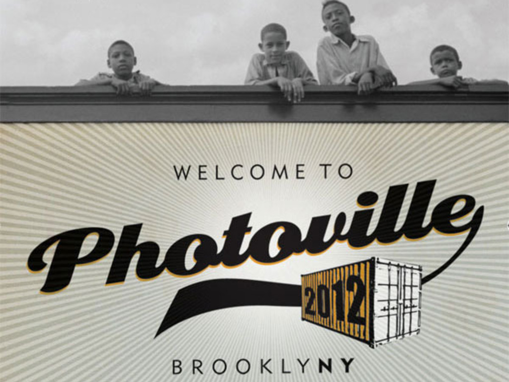 PHOTOVILLE - coming to Brooklyn Bridge Park - June 22/July 1's video poster