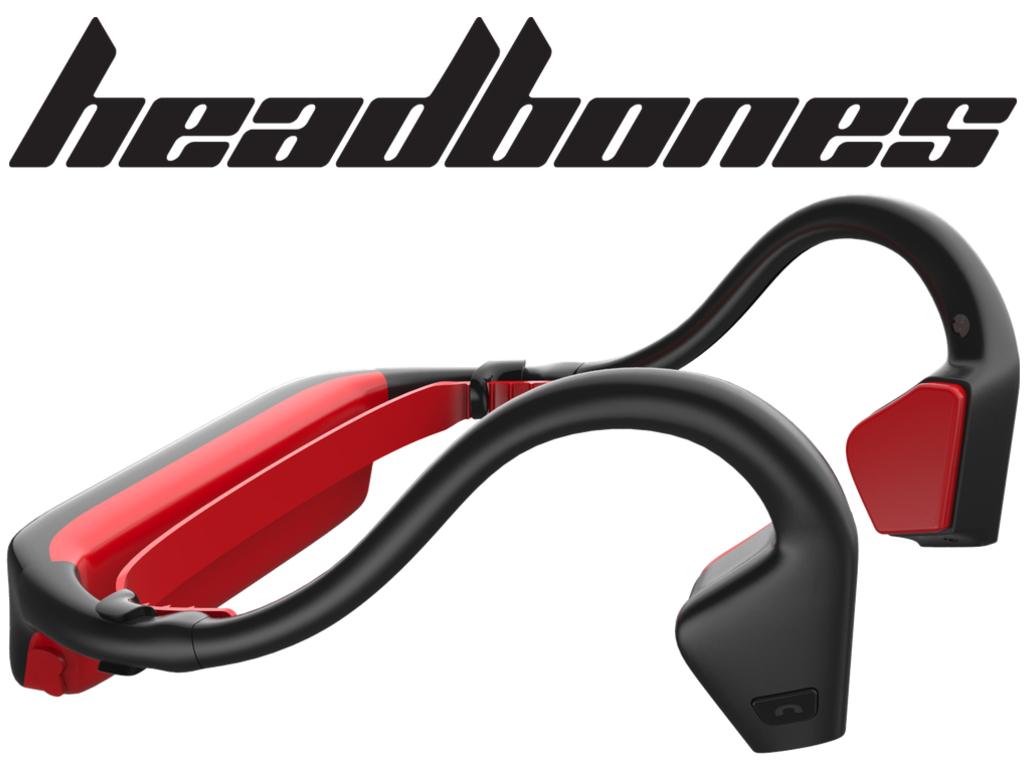Headbones: Bone Conduction Headphones open your ears to more's video poster