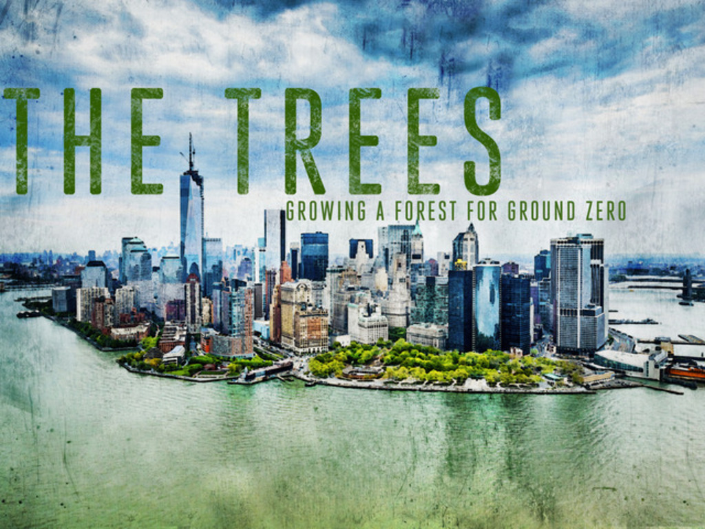 The Trees's video poster