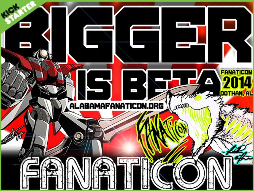 FANATICON BETA's video poster