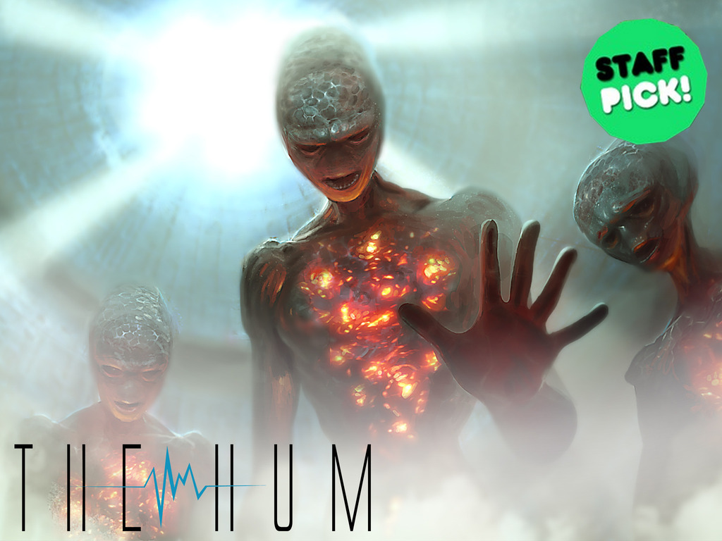 The Hum - First Person Horror Alien Invasion Indie Game's video poster