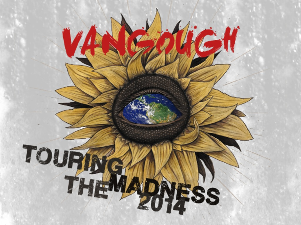 Vangough Touring the Madness North American Tour + Live CD's video poster
