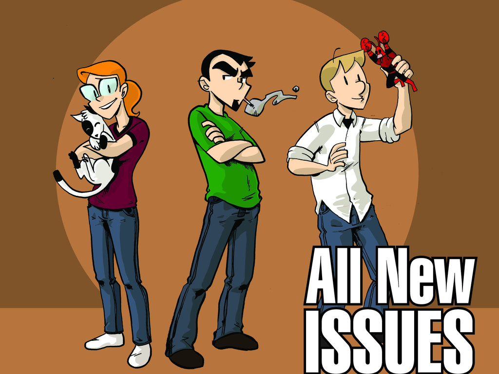 All New Issues vol 1's video poster