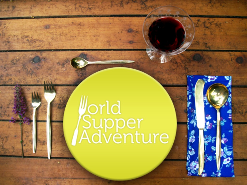 World Supper Adventure's video poster