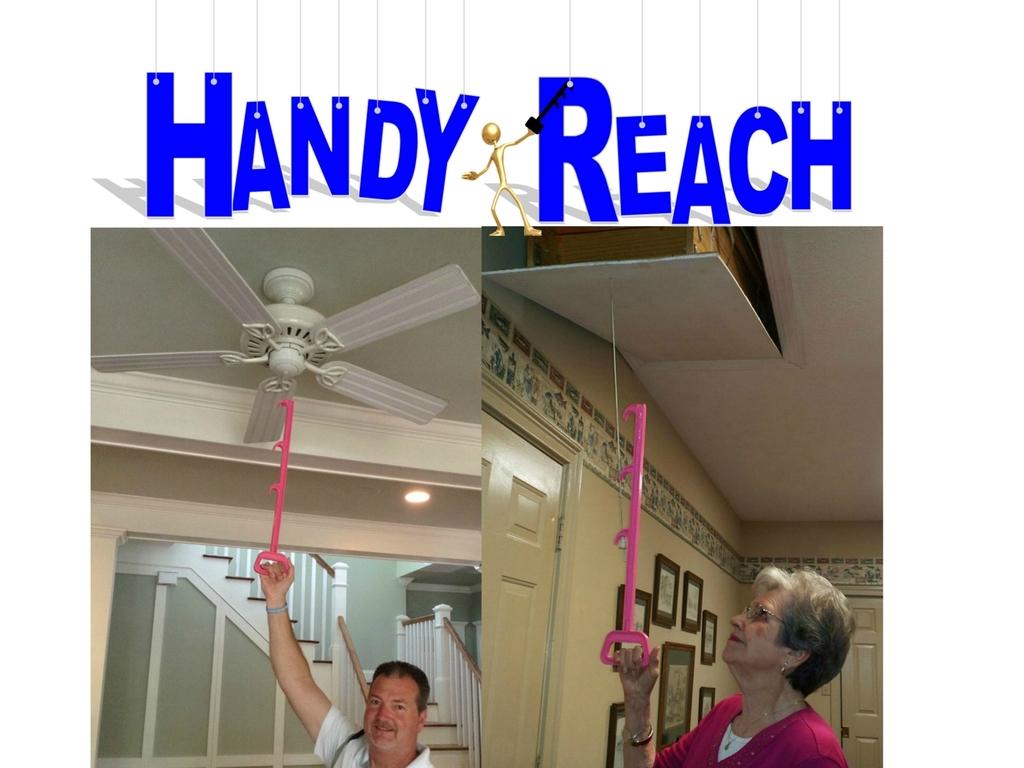 Handy Reach's video poster